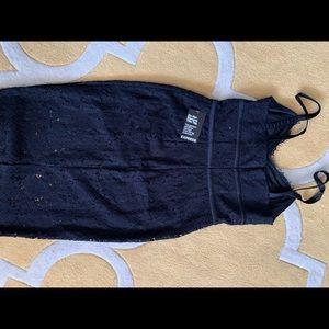Black lace EXPRESS dress